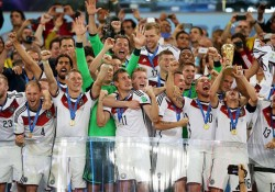 Germany win 2014 World Cup - The 18 Yard Box