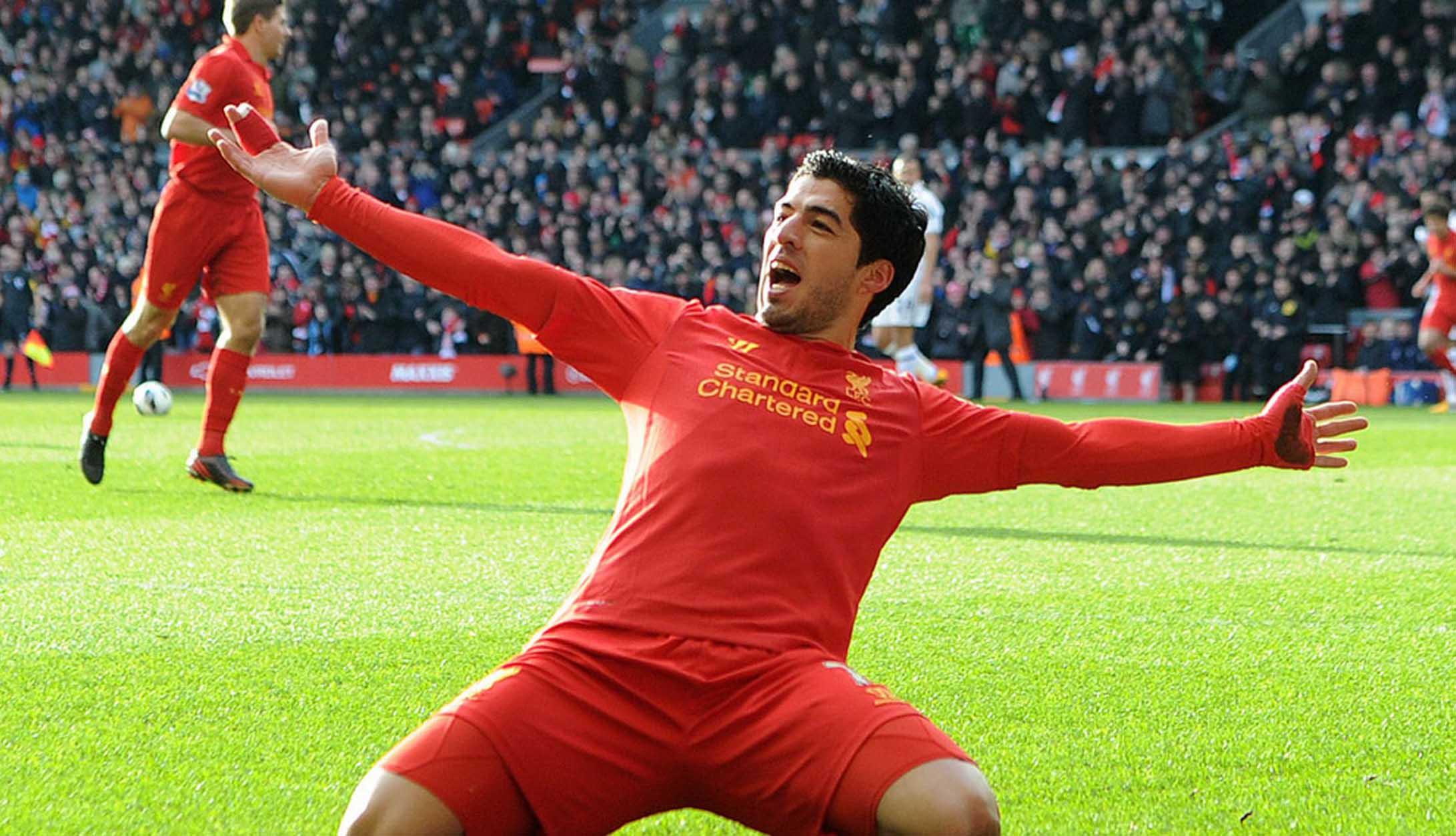 Suarez leaves Liverpool - The 18 Yard Box