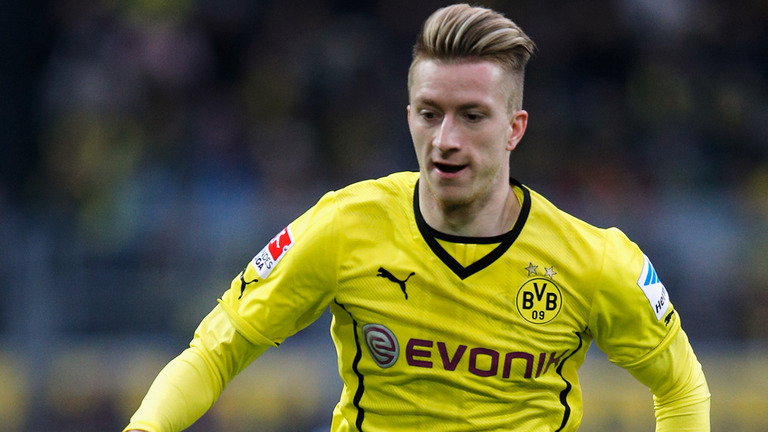 Marco Reus Liverpool - 18 Yard Box