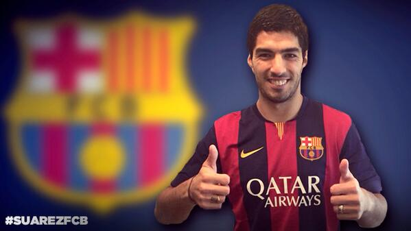 Suarez Barcelona - The 18 Yard Box